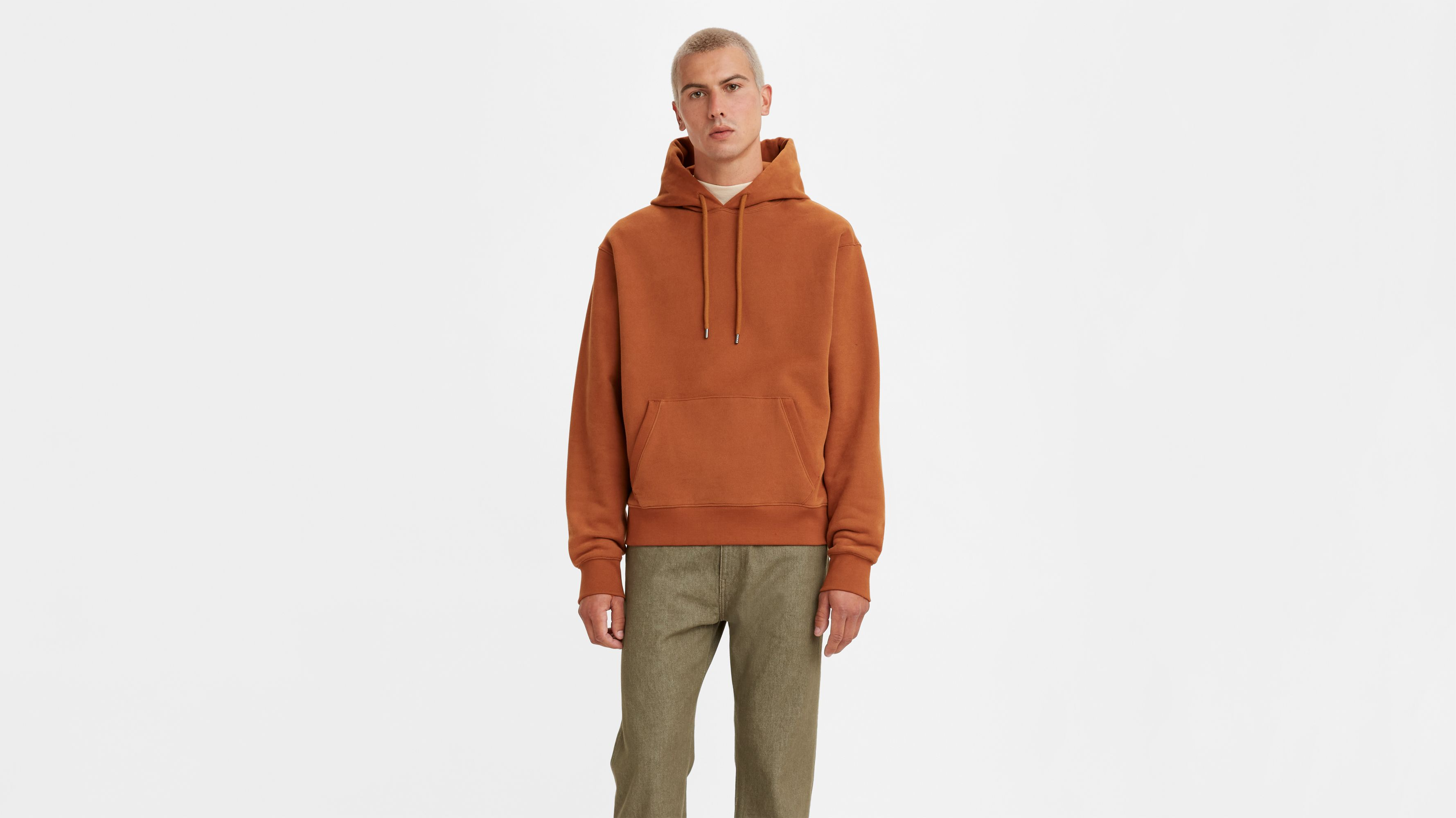 Levi`s Levi's® Made & Crafted® Relaxed Hoodie