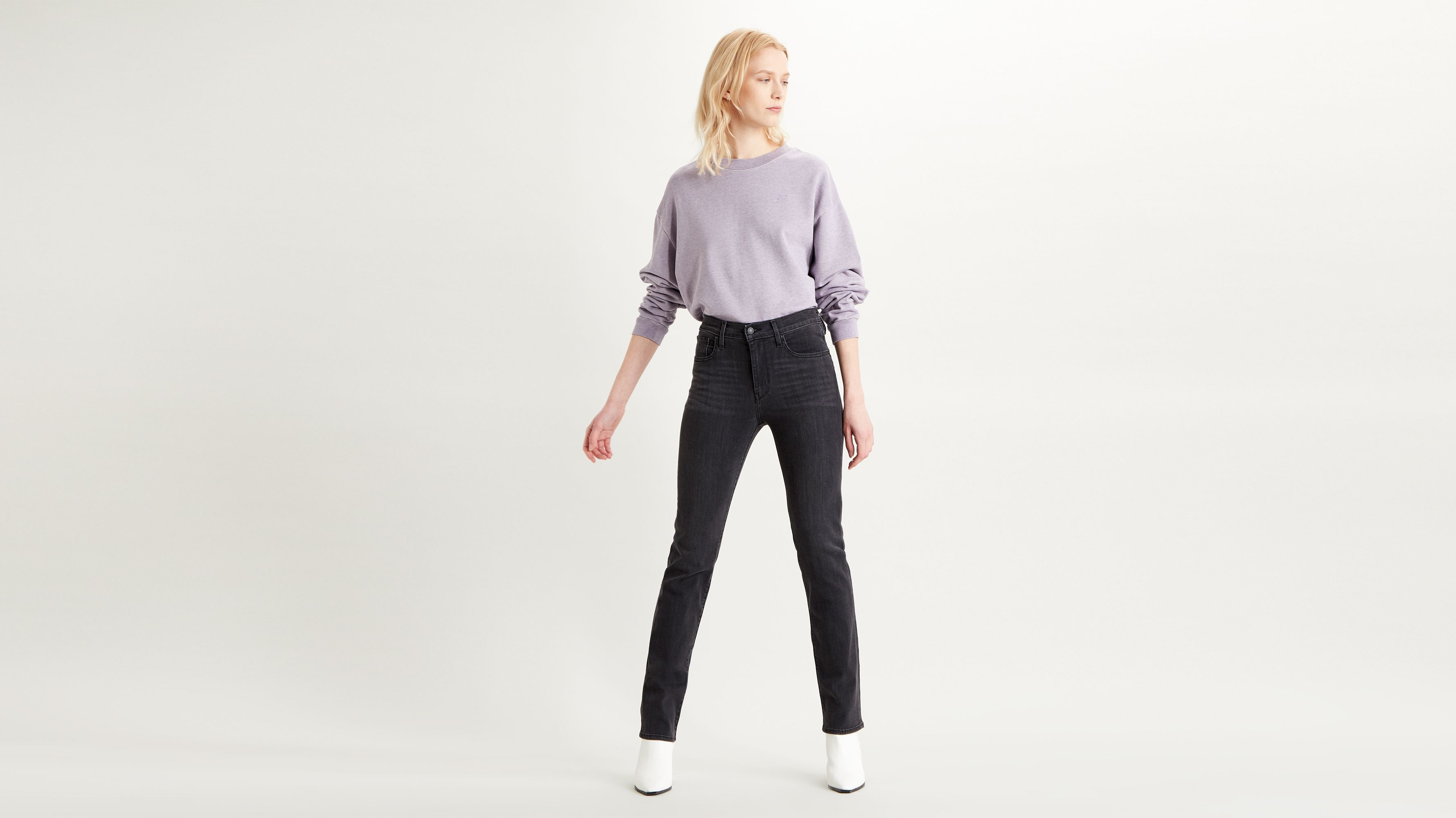 Levi`s 724™ High Rise Straight Jeans