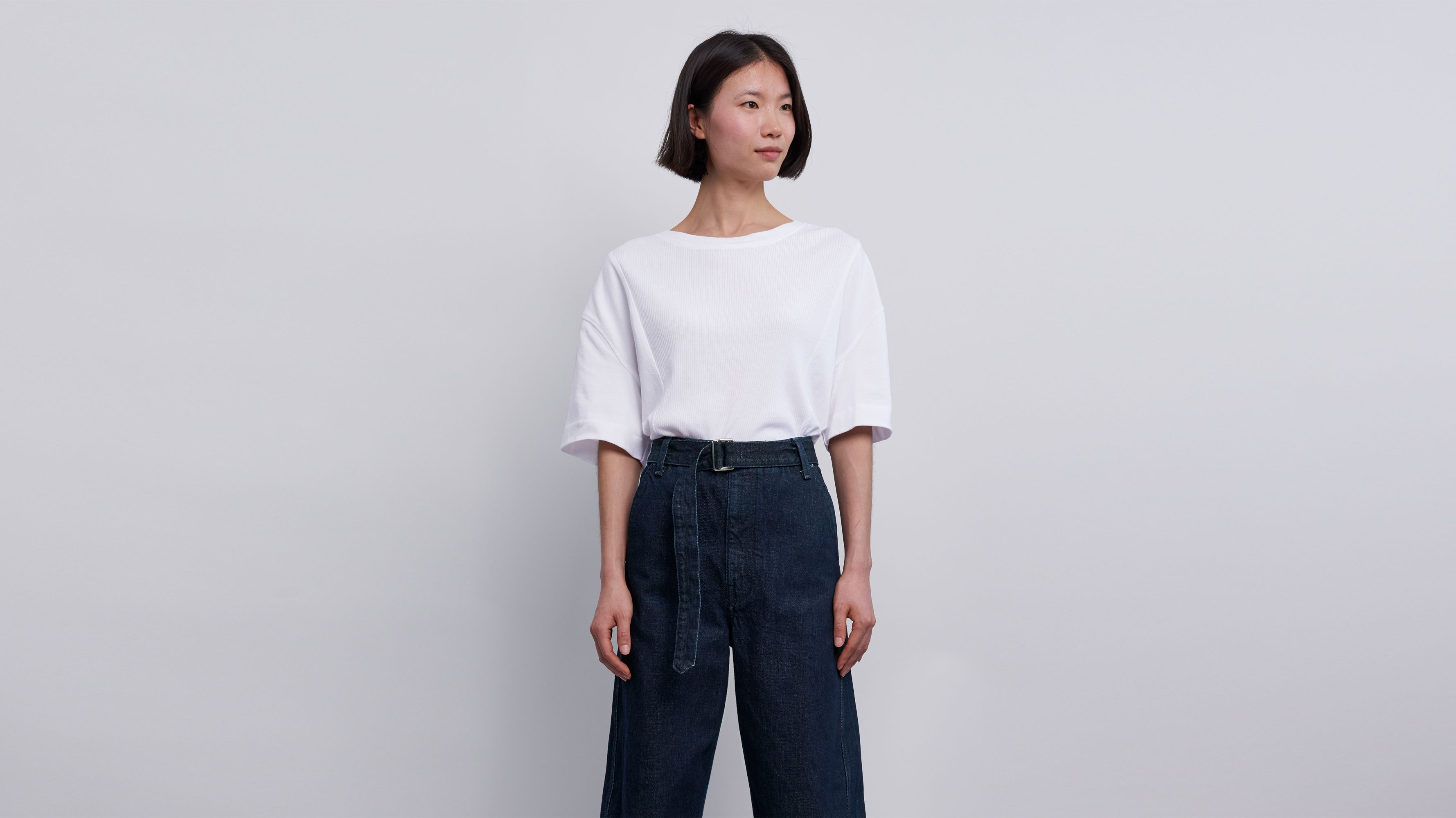 Levi`s Levi's® Made & Crafted Boxy Thermal
