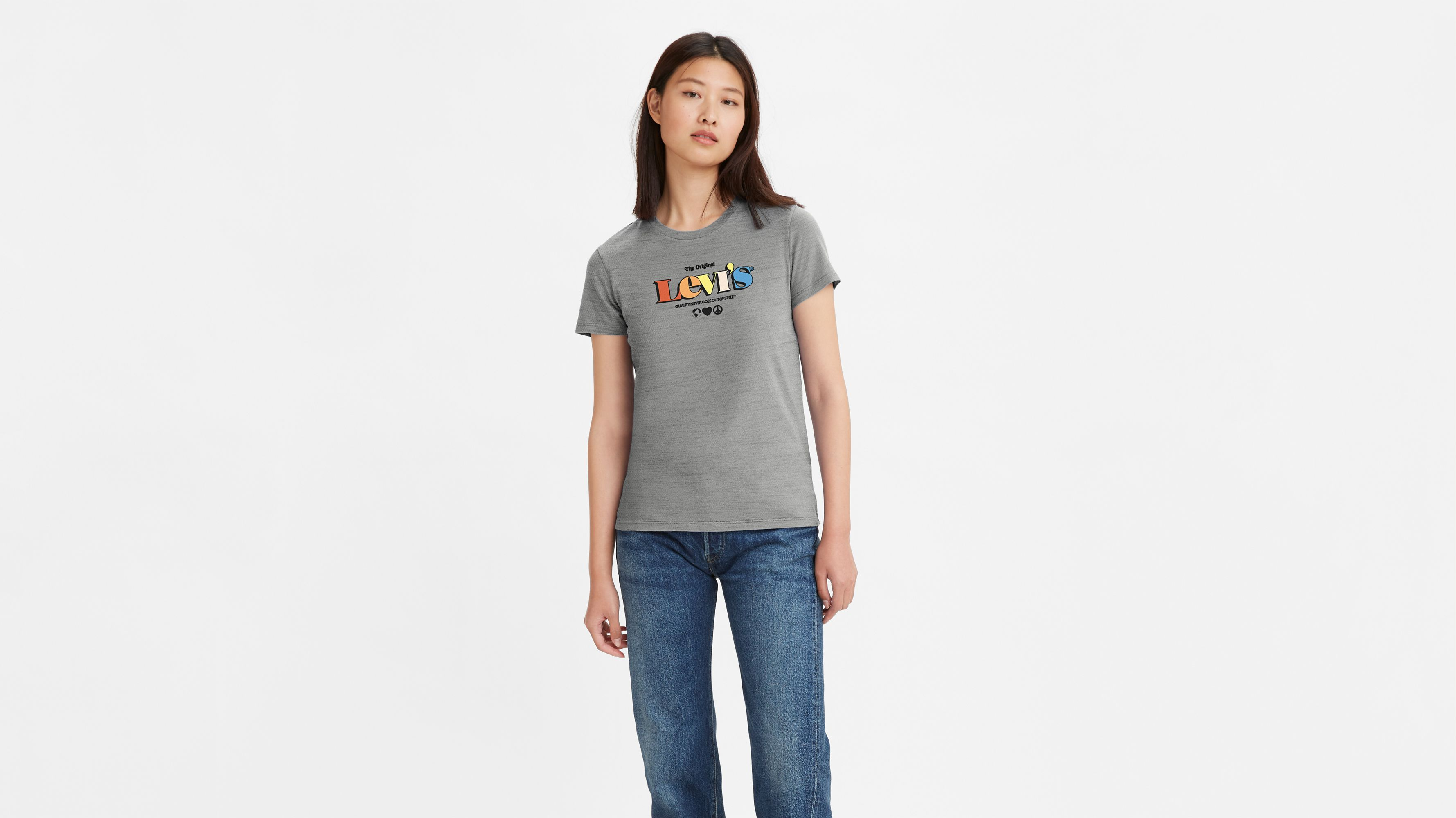 Levi`s The Perfect Tee
