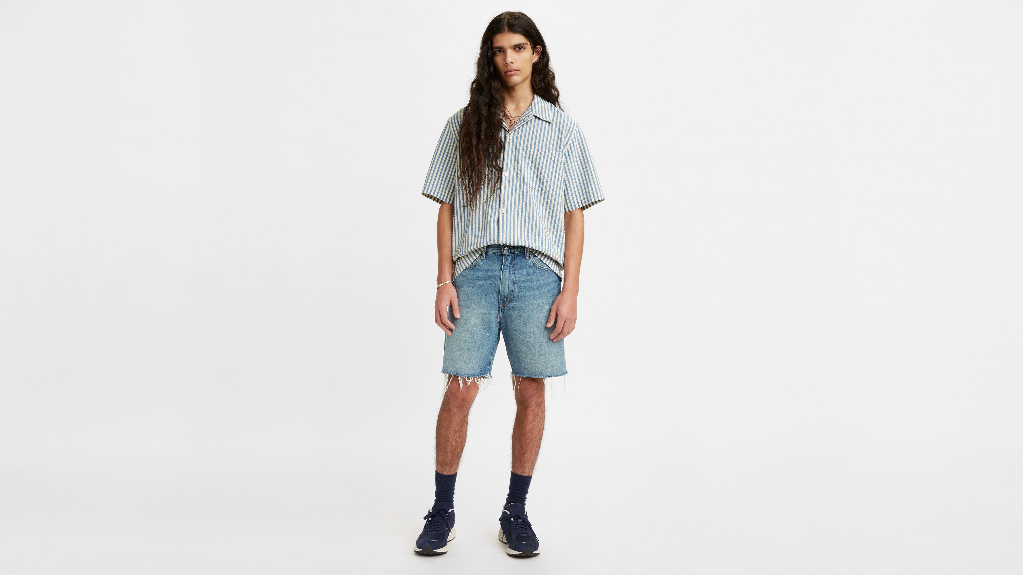 Levi`s Levi's® Made & Crafted® Loose Shorts