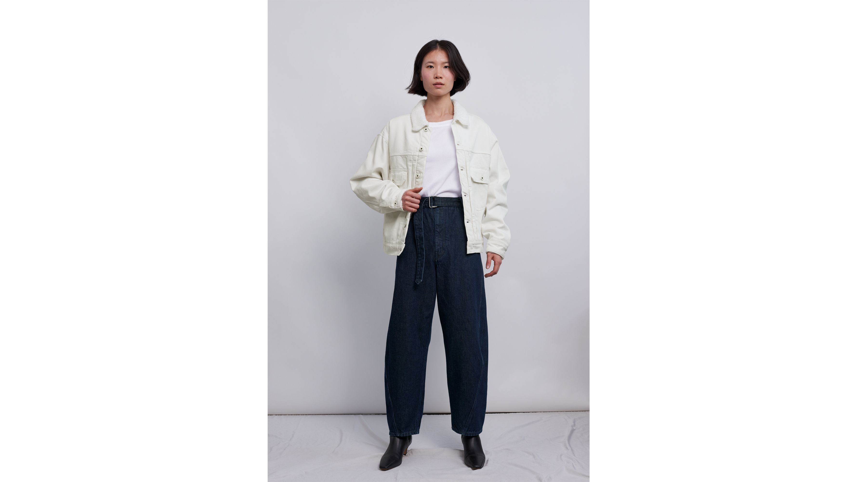 Levi`s Levi's® Made & Crafted Carved Trousers