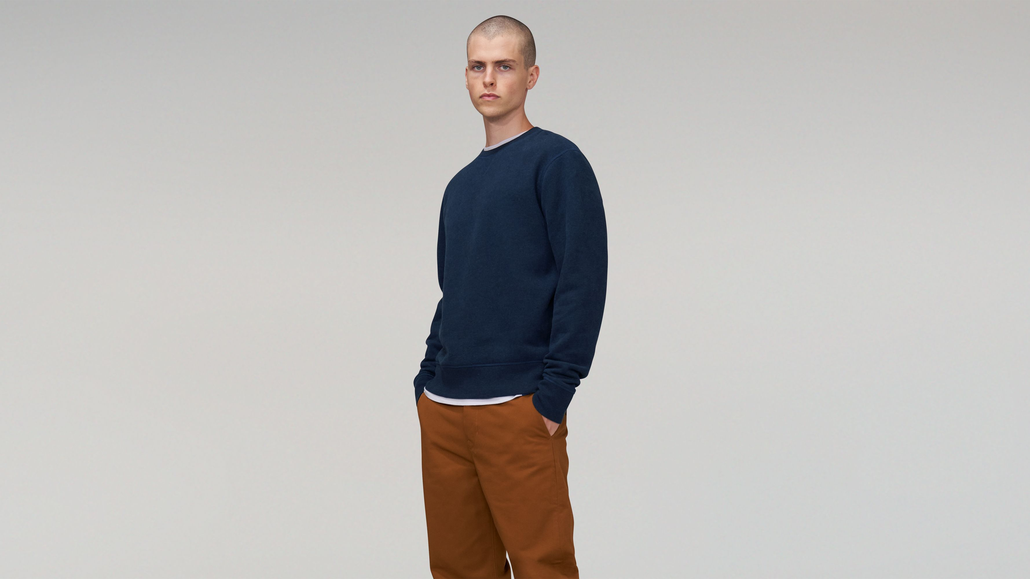 Levi`s Levi's® Made & Crafted® Relaxed Sweatshirt