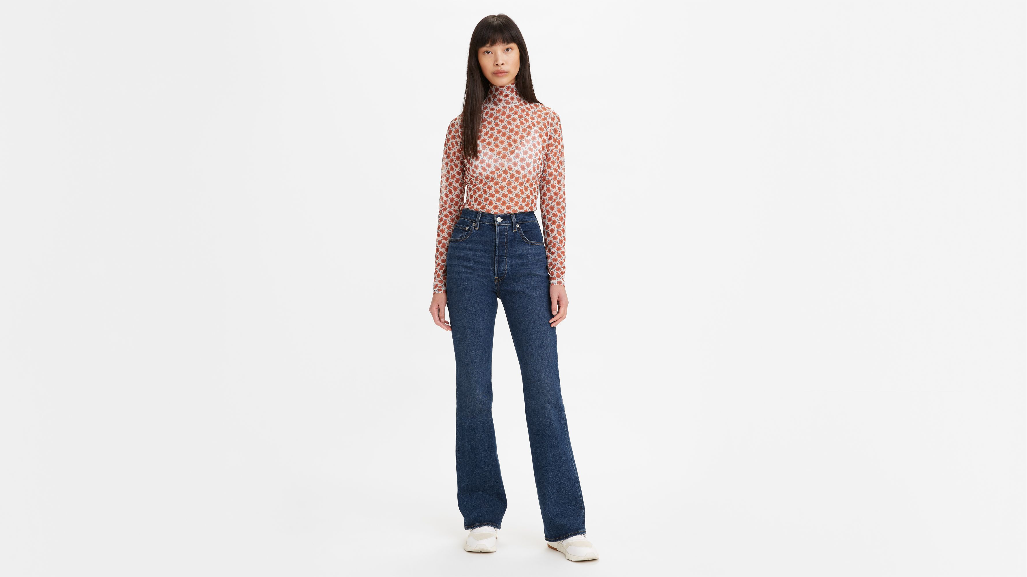Levi`s Ribcage Bootcut Jeans