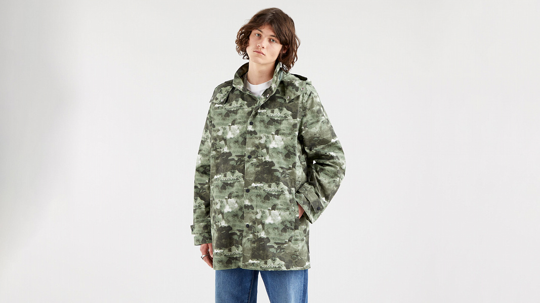 Mission Fishtail Parka