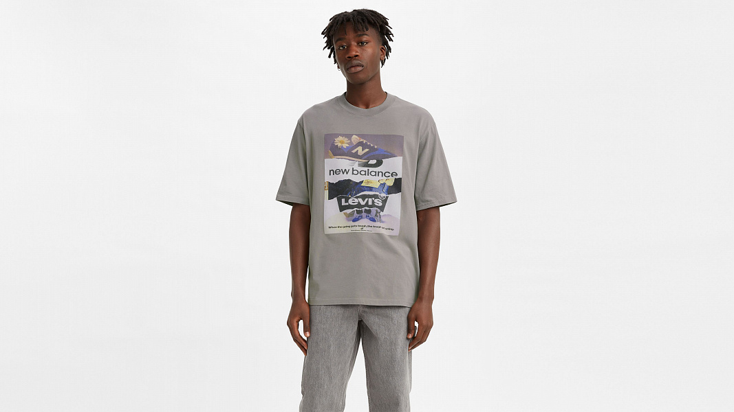 Levi's® X New Balance® Graphic T-Shirt