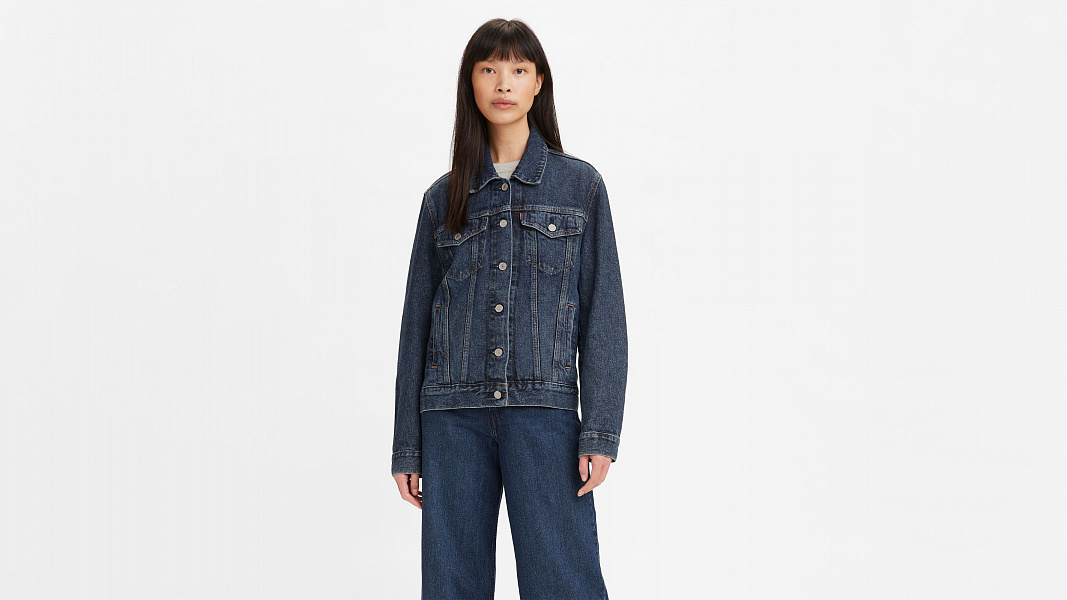 Levi's® WellThread® Adjustable Trucker Jacket