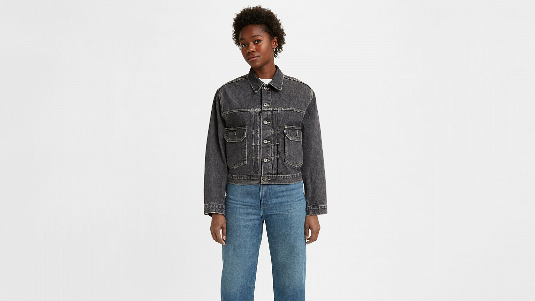 Levi's® Made & Crafted® Type II Trucker Jacket