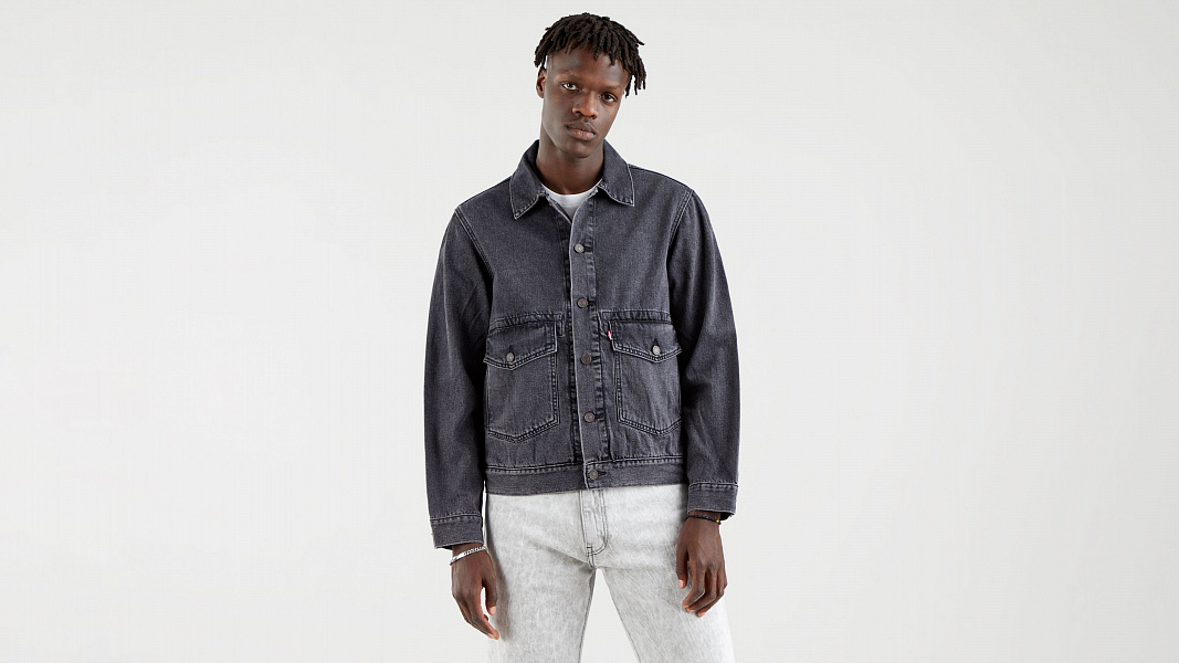 At Work Trucker Jacket