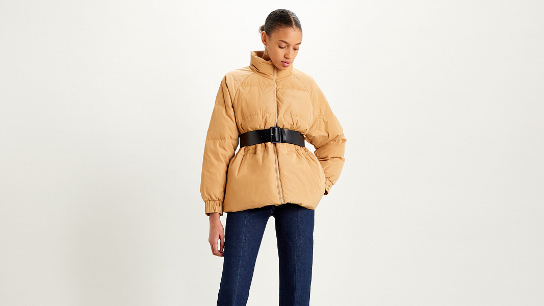 Rosa Fashion Puffer Jacket