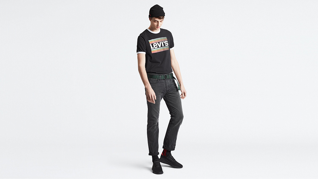 501® Levi's® Original Fit Jeans (Big & Tall)