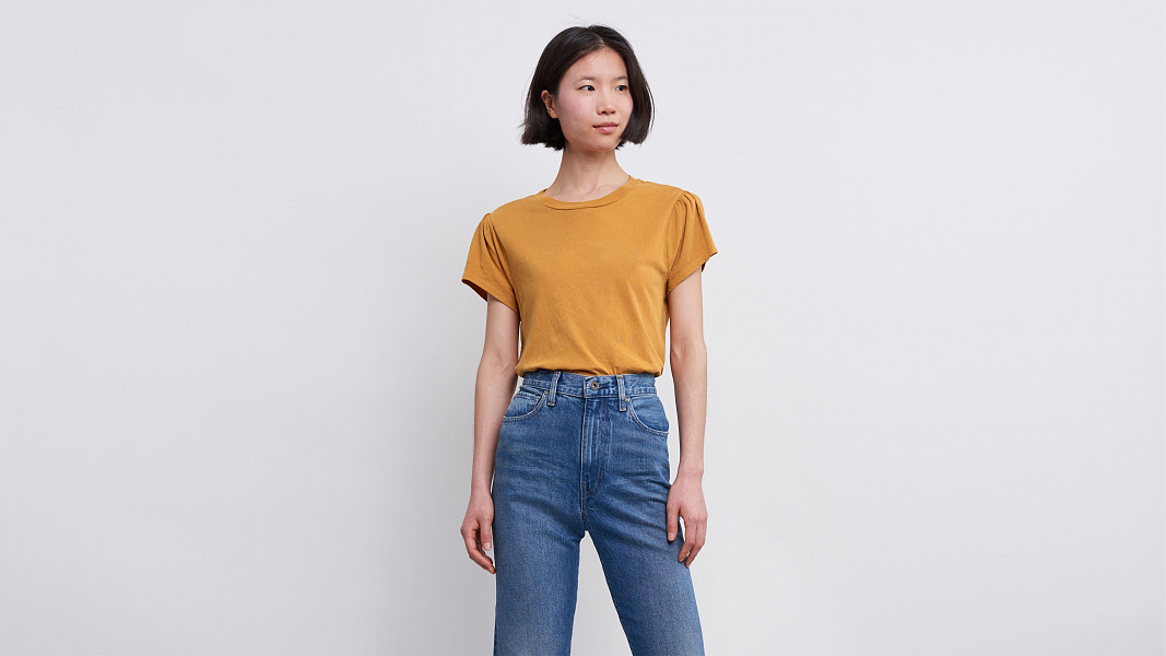 Levi's® Made & Crafted Puff Tee
